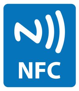 Logo NFC carte de visite