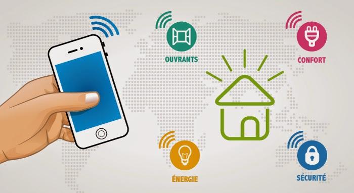 Découvrez la maison intelligente : une maison connectée qui bénéficie des dernières avancées technologiques pour la domotique facile !