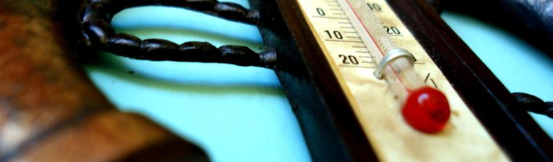 Capteurs température sans fil, la performance en plus