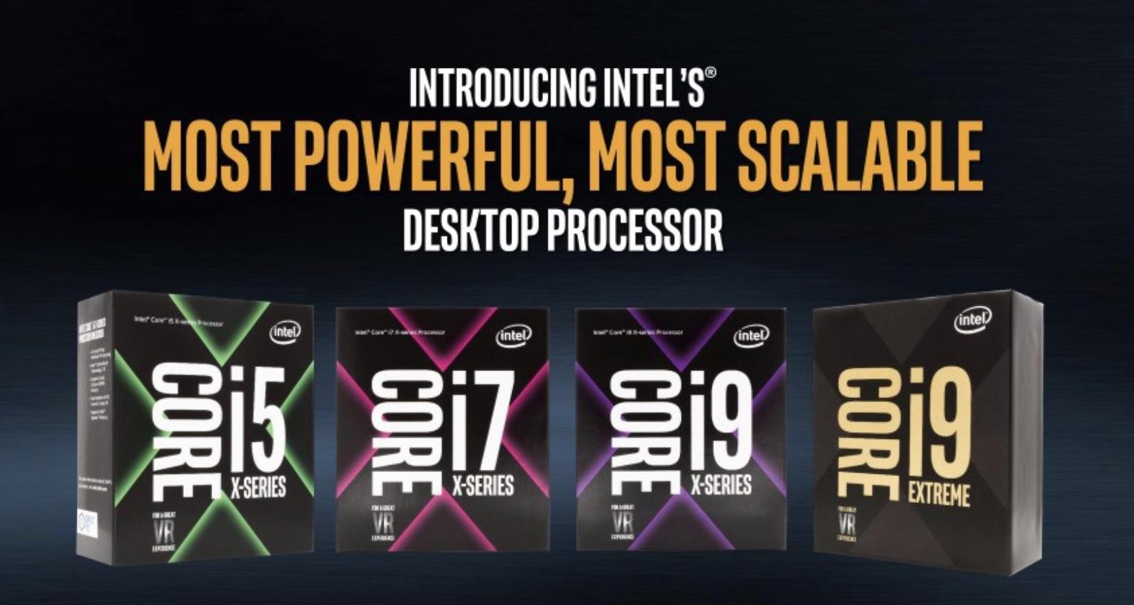 Que valent les nouveaux processeurs I9 ?