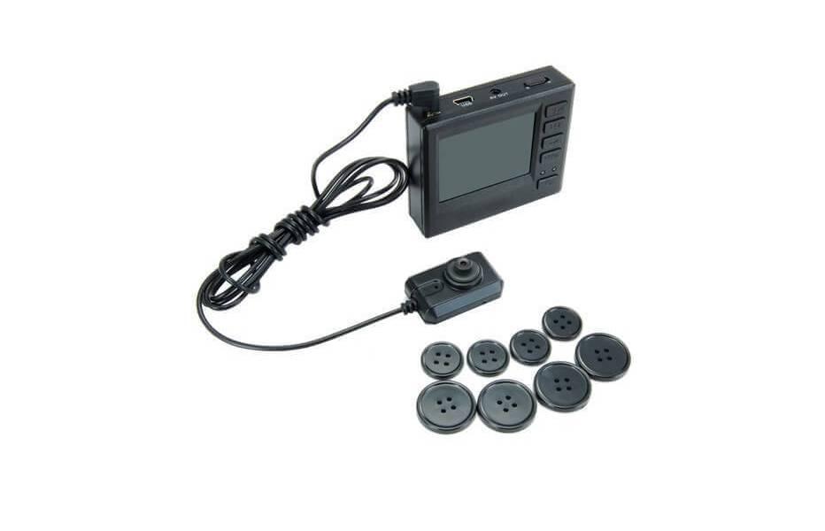 Quel est l'intérêt d'utiliser une caméra espionne ?