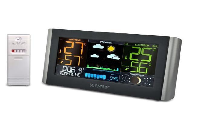 Zoom sur les stations météo